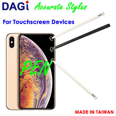 best sneakers 81b14 da81b Precision Stylus Touch Pen for Apple iPhone X iX XS Max XR 8 i8 8S ...
