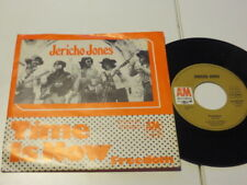 "Jericho Jones -Time is Now / Freedom  7""  German A&M  Vinyl /Cover: mint (-)"