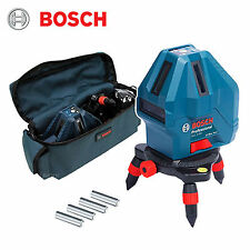 Bosch GLL 5-50X Professional 5-Line Self-Levelling Lasers Upgraded from GLL 5-50