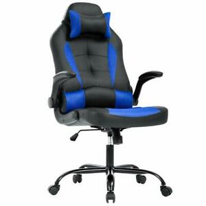 Super Details About Pc Gaming Chair Ergonomic Office Chair Cheap Desk Chair With Lumbar Support Ncnpc Chair Design For Home Ncnpcorg