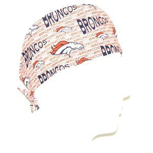 fb4f453fc Details about NFL Denver Broncos Scrub Hat