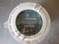 GE Panametrics Flow Transmitter XTM868