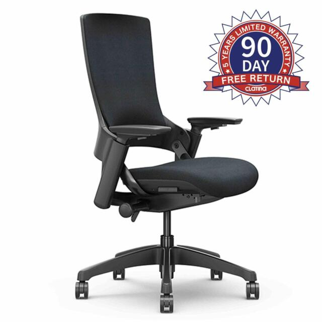 Fine Ergonomic Reclining Office Chair Adjustable Reclining Computer Desk Task Chiars Ncnpc Chair Design For Home Ncnpcorg