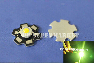 1pc 3W High Power Royal Blue 445-450nm LED Emitter on 20mm x 75mm Aluminium PCB