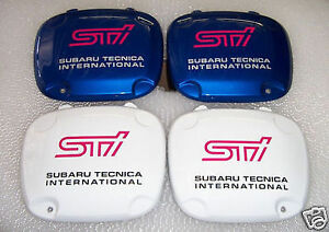 Subaru-Impreza-WRX-STI-LUZ-ANTINIEBLA-Cubierta-Pegatinas-Calcomanias-de-reemplazo