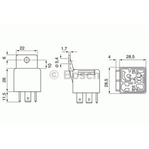 Relais-Bosch-0-332-209-158