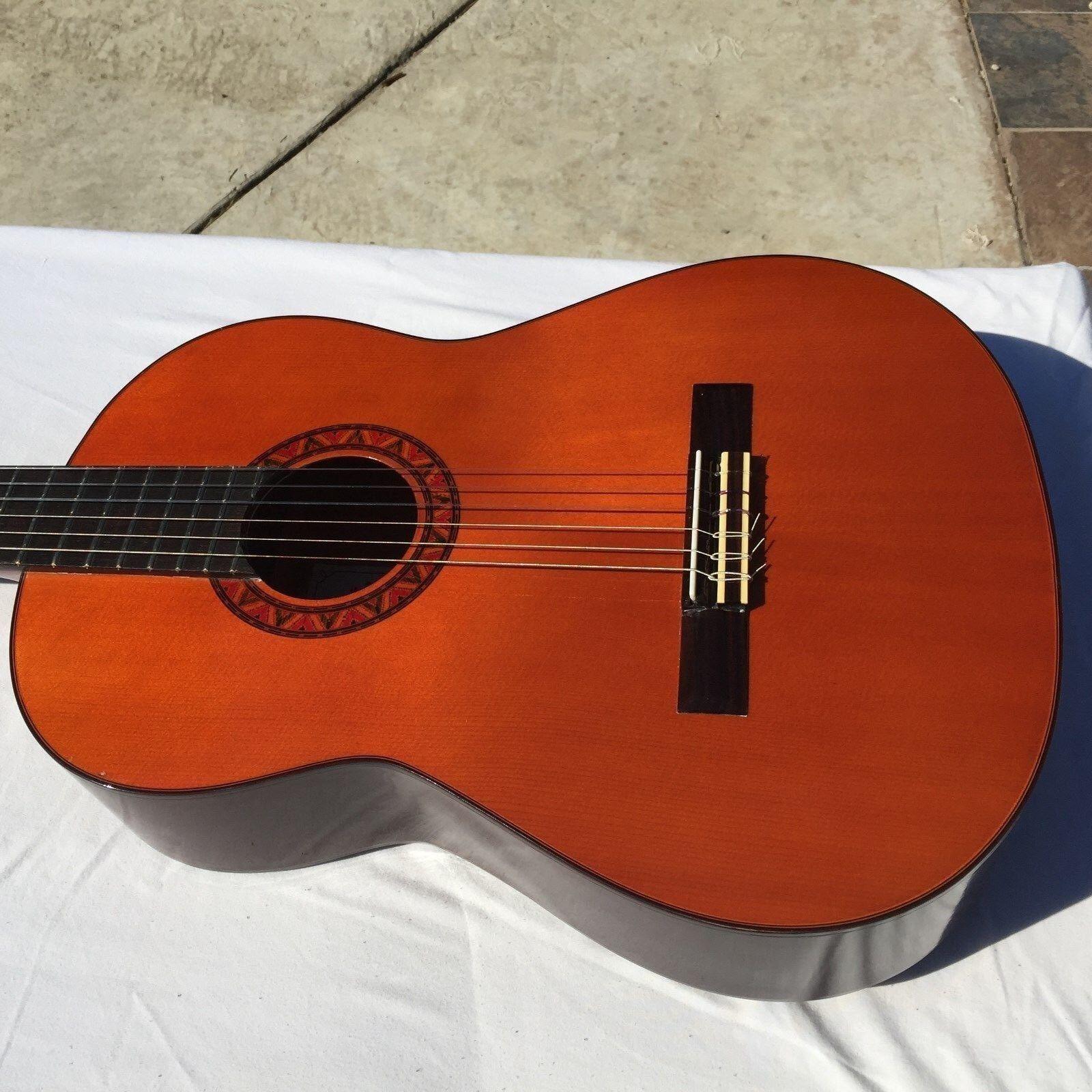 TAKEHARU CONSERVARTE 441 Classical Guitar with case, Japan