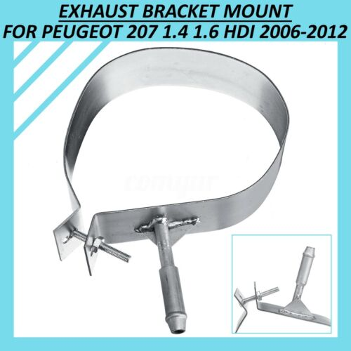 REAR EXHAUST STRAP BAND BRACKET HANGER MOUNT BACK BOX FOR PEUGEOT 207 06-12