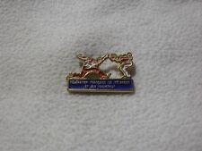 France Petanque Federation / Fed. Francaise de  Petanque et Jeu Provencal pin