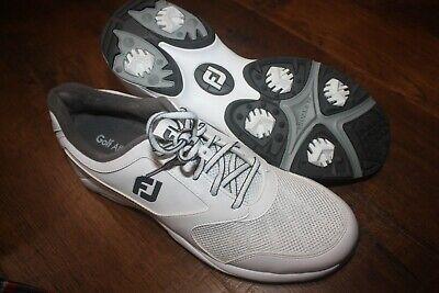 Mens FootJoy Athletics Mesh Golf Shoes