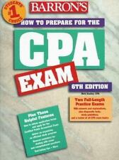 Barron's CPA EXAM How to Prepare for the Certified Public Accountant Exam