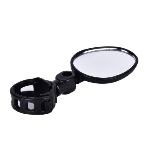 1x Cyclisme VTT Universal guidon miroir 360C rotation vélo rétroviseur/_FRfw