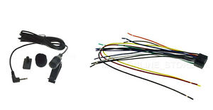 s l300 wire harness & mic for kenwood kdc hd455u kdchd455u kdc bt755hd kd kenwood kdc-hd455u wiring diagram at edmiracle.co