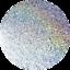 Hemway-Premium-Ultra-Sparkling-Glitter-Silver-Holographic-Nail-Art-Craft-Glass thumbnail 2