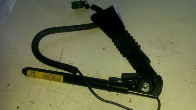 HOLDEN BARINA SEAT BELT/STALK RH FRONT, XC 3DR HATCH 03/01-11