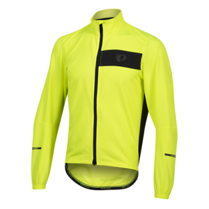 Pearl Izumi Select Barrier Bicicleta Ciclismo Chaqueta gritando Amarillo Negro-XL