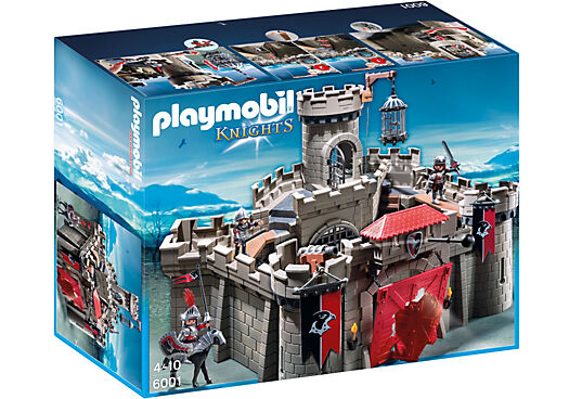 PLAYMOBIL Knights Falkenritterburg - 6001