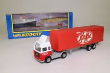 Hot Wheels 91430; Atkinson Artic; Box Van, Nestle KitKat; Excellent Boxed