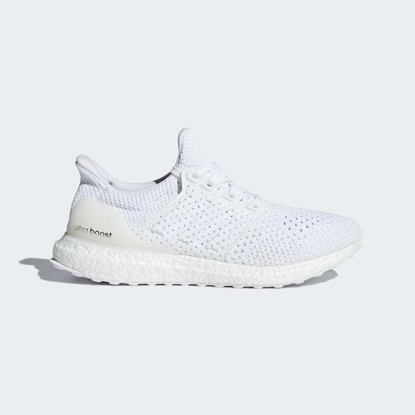 NEW Adidas Originals MEN'S Running Ultra Boost Clima Triple blanc BY8888