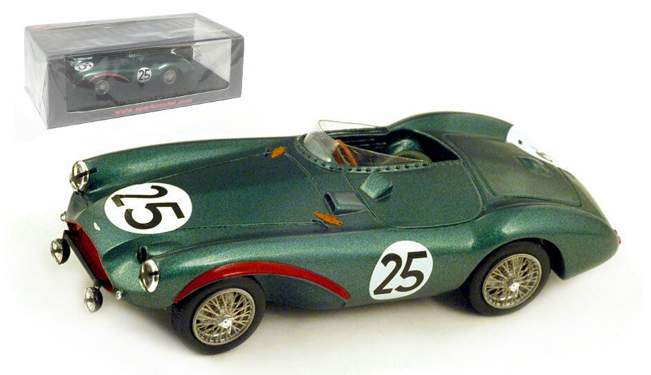SCINTILLA S2422 ASTON MARTIN DB3 S le mans 1955-Brooks/riseley-Prichard SCALA 1/43