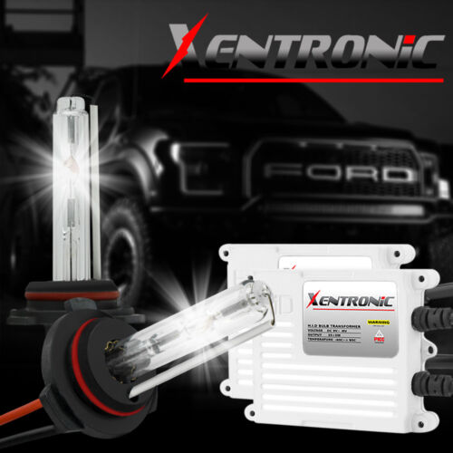 XENTRONIC AC 35w Xenon HID Kit Slim H11 5000K White Beam HeadLight Conversion