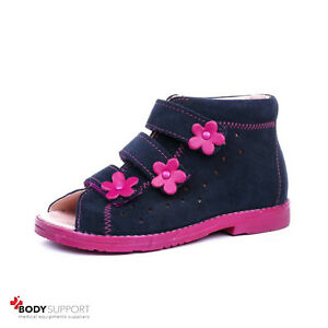 5a87fb0dbb Image is loading Kids-Child-Orthopedic-Sandals-Revention-Insole-Girls-Boys-