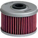 Honda TRX400EX FourTrax/Sportrax 1999 2000 2001 2002 2003-2009  K&N Oil Filter