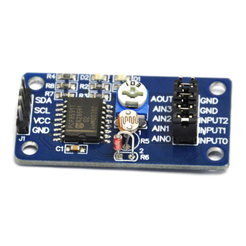 PCF8591 AD//DA Konverter Analog zu Digital Umwandlung Modul BAF