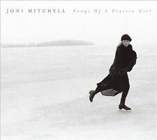 Joni Mitchell-Songs of a Prairie Girl  CD NEW
