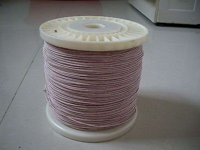Litz Wire 40//38 Coil Crystal Radio Loop Antenna AWG38 X 40 Strands #A34R LW