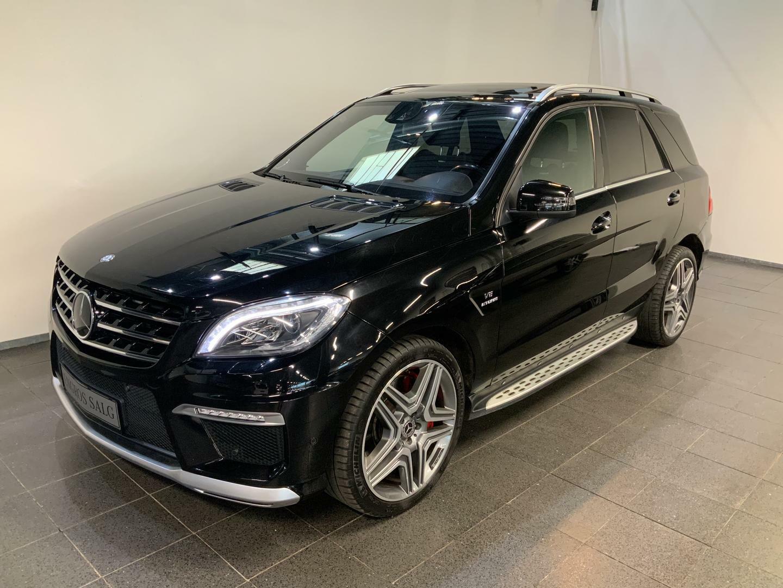 Mercedes-Benz ML63 5,5 AMG aut. Van