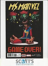 MS MARVEL #17 NEW (BOARD & BAGGED) FREEPOST