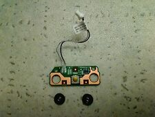 Toshiba Satellite C655 Power Board W//Cable V000210850 6017B0258201 W//Screws