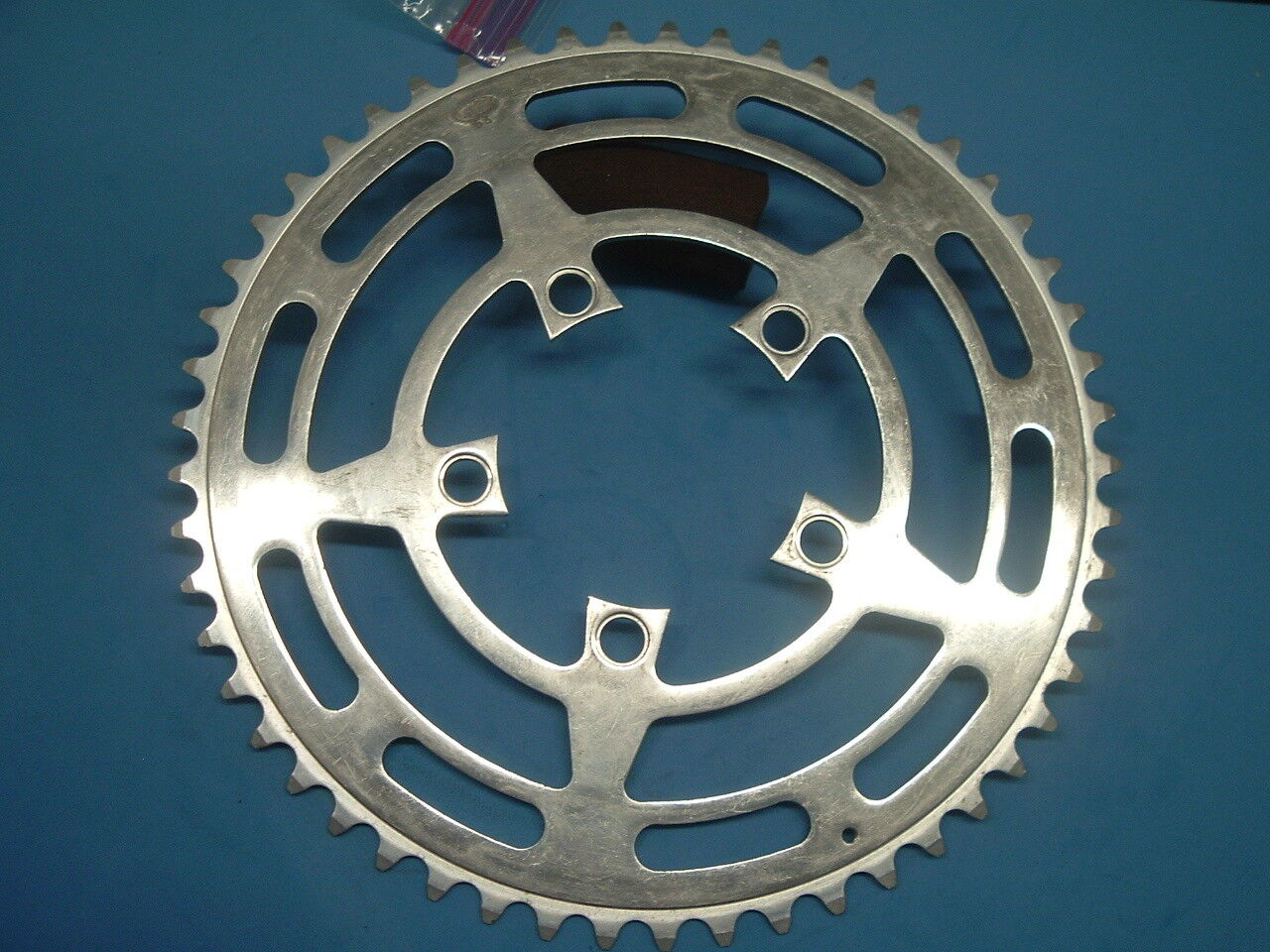 Stronglight 99 NEW   NOS 53T x 86BCD Vintage Road Chainring- Eroica- VGC