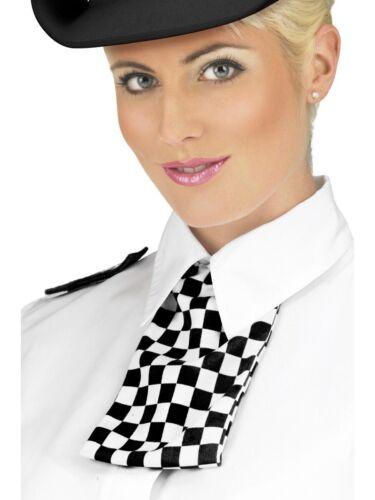 JobLot 6 Police Fancy Dress Collar Scarf Epaulettes WPC Police Kit Hen Night
