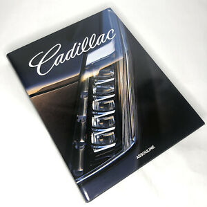 110 Years of Cadillac by Assouline Hard Cover Book Dust Jacket w Sleeve GM Gift