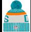 NEW-ERA-2017-18-SPORT-KNIT-NFL-Onfield-Sideline-Beanie-Winter-Pom-Knit-Cap-Hat thumbnail 18