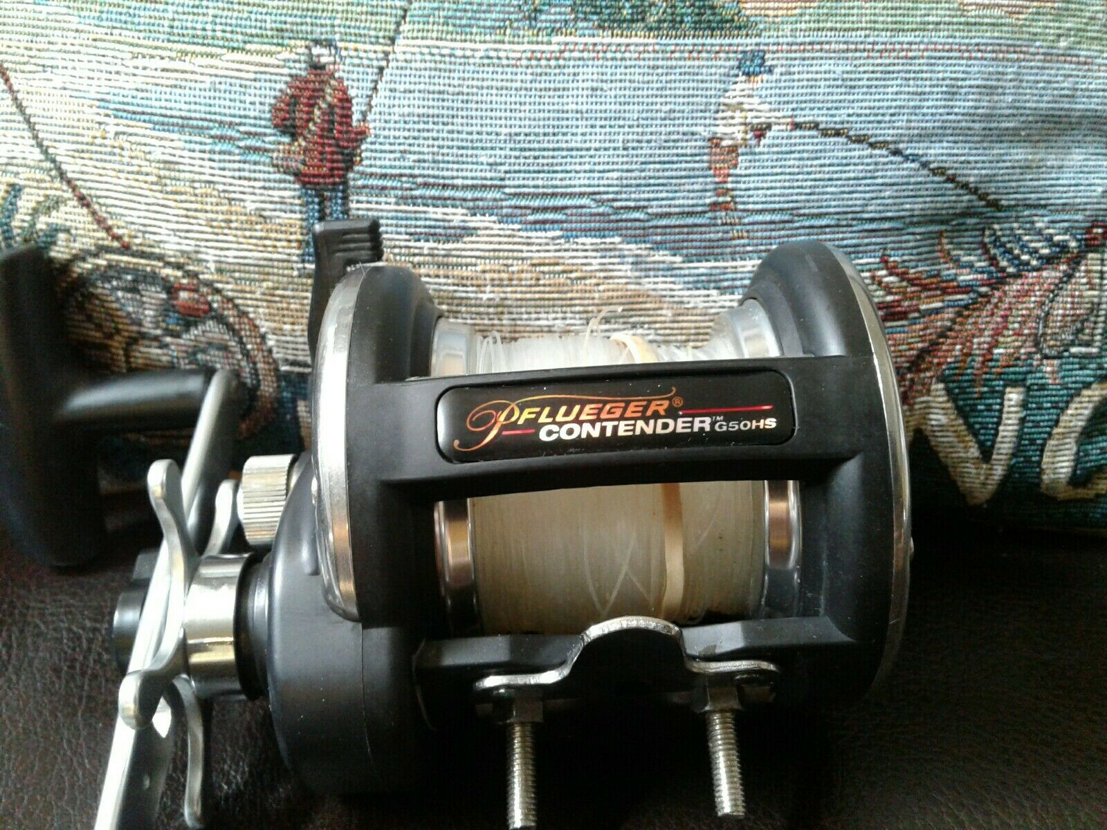 Pflueger Contender G50HS Conventional Fishing Reel