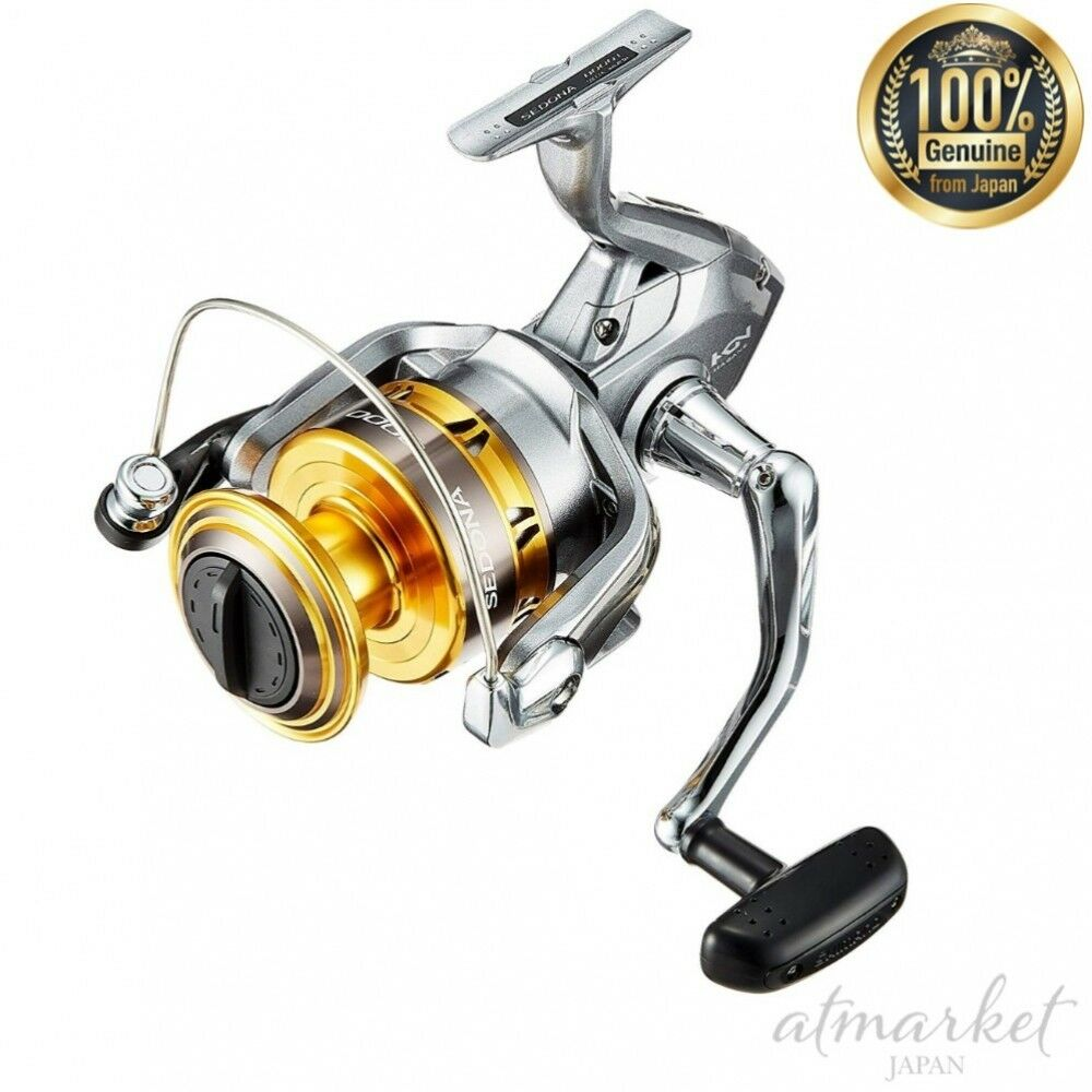 SHIMANO SEDONA 8000 Spinning Reel 17 Fishing  free shipping from JAPAN  the classic style