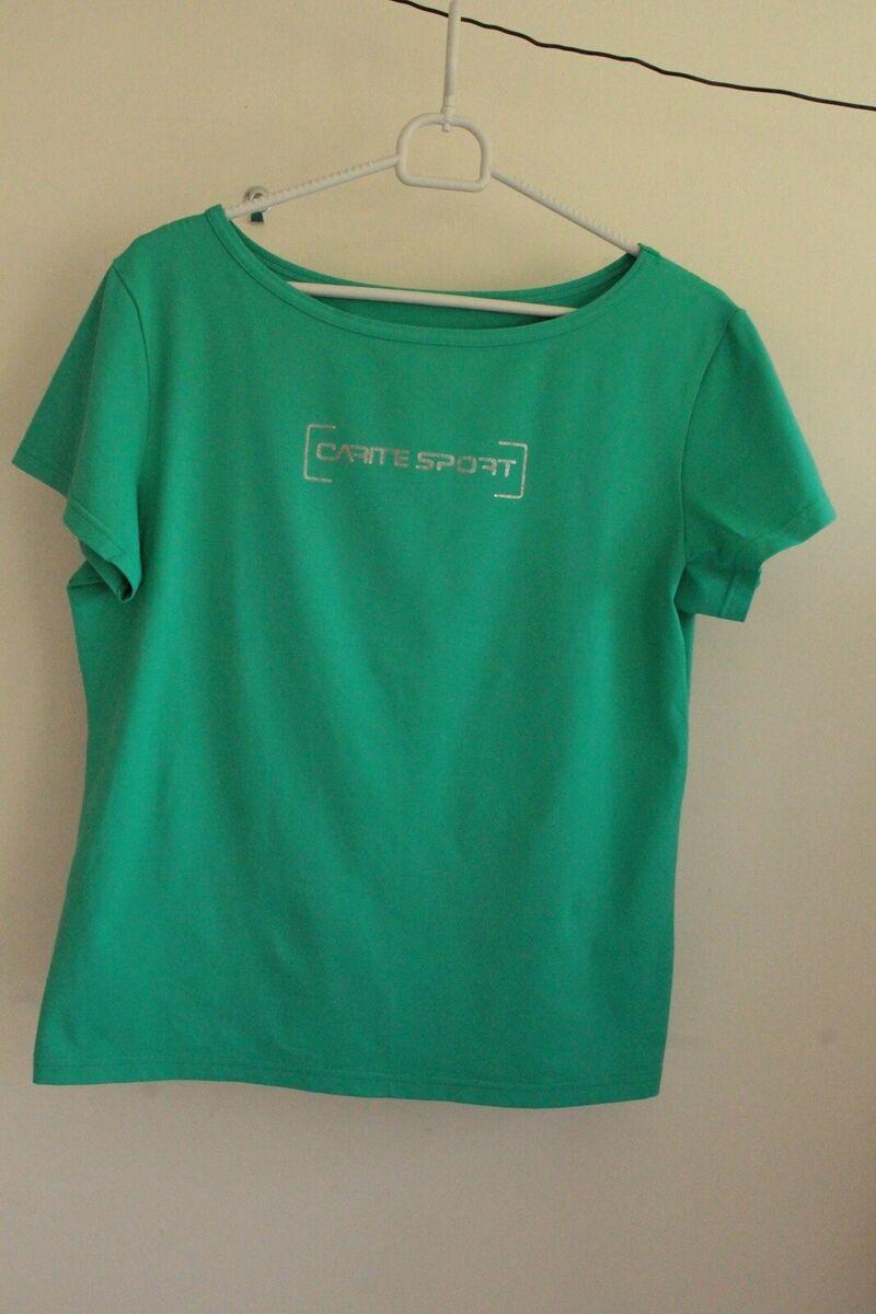 cbcc4dec047 T-shirt, Carite, str. 44 – dba.dk – Køb og Salg af Nyt og Brugt