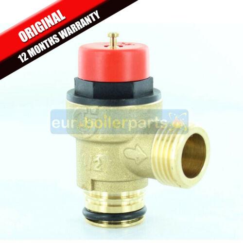 Ver luisant 24CXI 30CXI 38CXI pression RELIFE valve 2000801904 0020014173 neuf