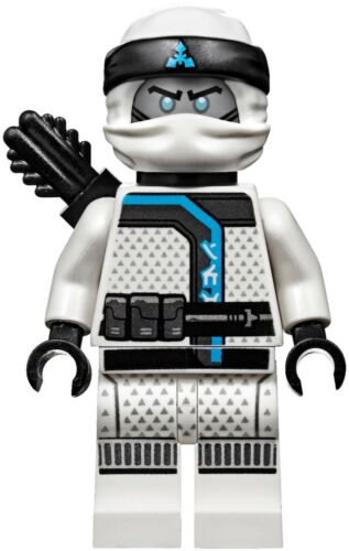 70639 njo393 Minifigs Zane LEGO® Ninjago
