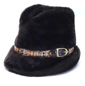 ebad03f0d5 Vintage Men s Winter Hat TRILBY Fedora USA UNION MADE Fur Traveler ...