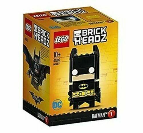 Lego 41585 brickheadz Batman Brand New Sealed Set