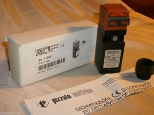 Advance-Controls-111671-KEY-OPERATED-SAFETY-SWITCH-NEW