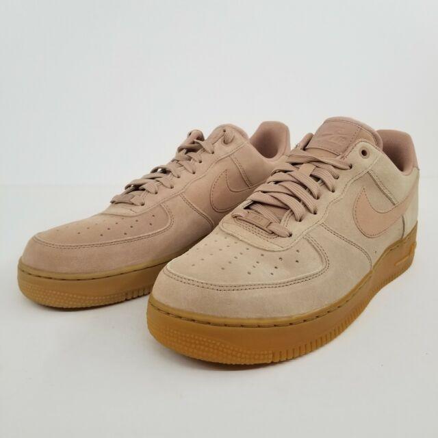 Nike Air Force 1 07 Lv8 Suede Mushroom