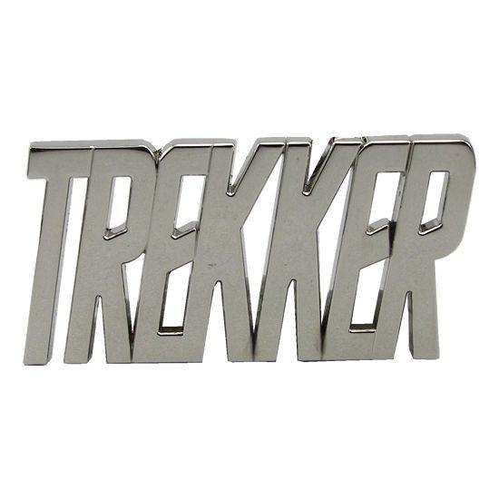 STAR TREK TREKKER BELT BUCKLE GEEK GIFT DISCOVERY SCIFI SPACE NERD SNAP BELT