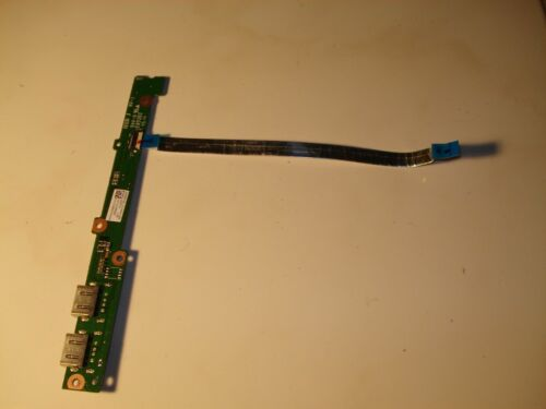 Asus X205T X205TA Laptop Part Keyboard Hinge IO Board Power Button Cable USB