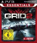 GRID 2 -- Essentials (Pyramide Software) (Sony PlayStation 3, 2014, DVD-Box)