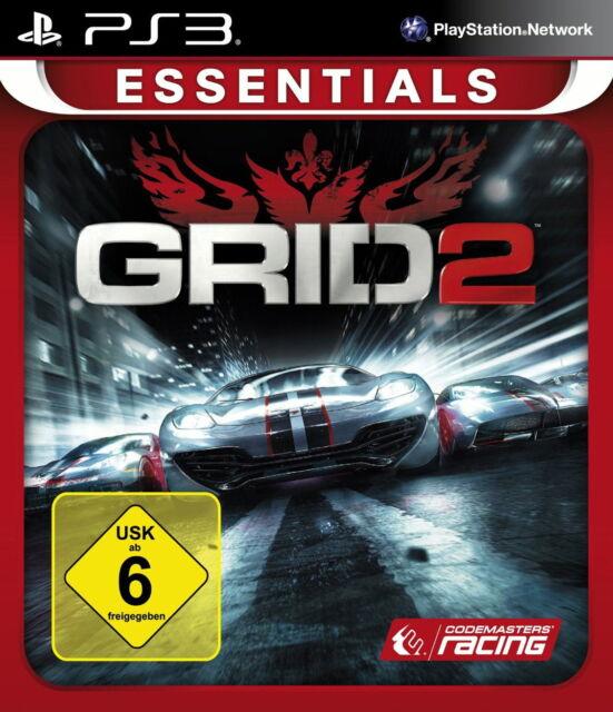 GRID 2 -- Essentials (Pyramide Software) (Sony PlayStation 3)
